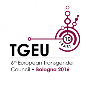 6th European Transgender Council in Bologna, Italy.