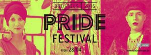 pride festival brussel 2016