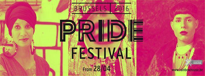 Belgian PrideFestival 2016 – Transgenders in de kijker