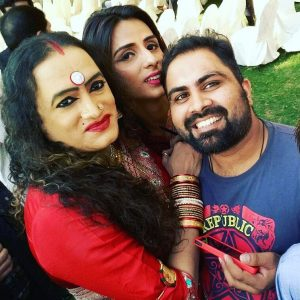 Laxmi Narayan tripathi India en Kami Sid trangender activist pakistan