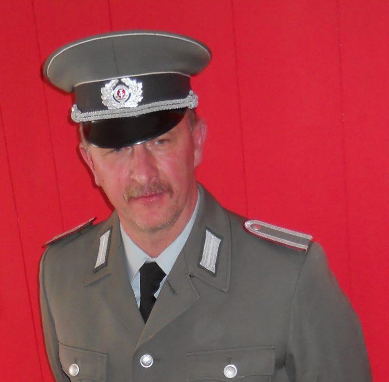 Der Generaal Holger Brandenburg rust in vrede.
