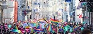 Oproerpolitie beëindigt Trans Pride in Istanboel