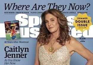 Caitlyn Jenner na veertig jaar opnieuw op de cover van Sports Illustrated