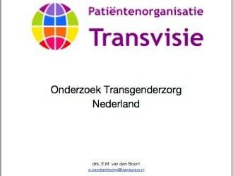 Wachtende transgenders grijpen naar zelfmedicatie