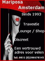 Mariposa zaterdag evenement @ Mariposa | Amsterdam | Noord-Holland | Nederland