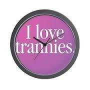 i love trannies