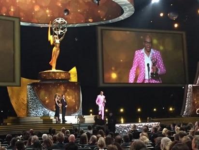 RuPaul wint Emmy Award