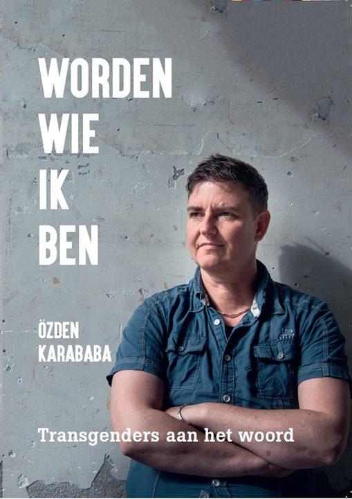 """Boekpresentatie 'Worden wie ik ben"""" Özden Karababa"""