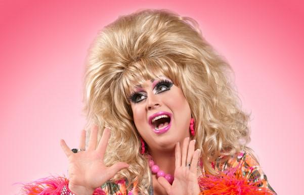 Eerste Amerikaanse drag queen in Cuba