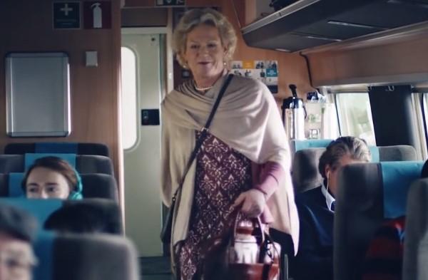 Zweedse spoorwegen; de reis van Pelle