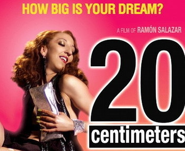 20 Centimeters, Regisseur Ramon Salazar.