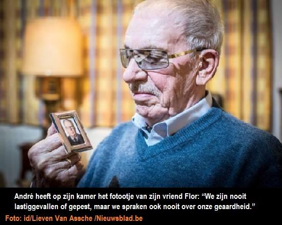 Nederlandse expert bezoekt Gents holebi & transgender senioren rusthuis