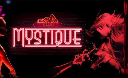 Club Mystique maakt het beest in me los