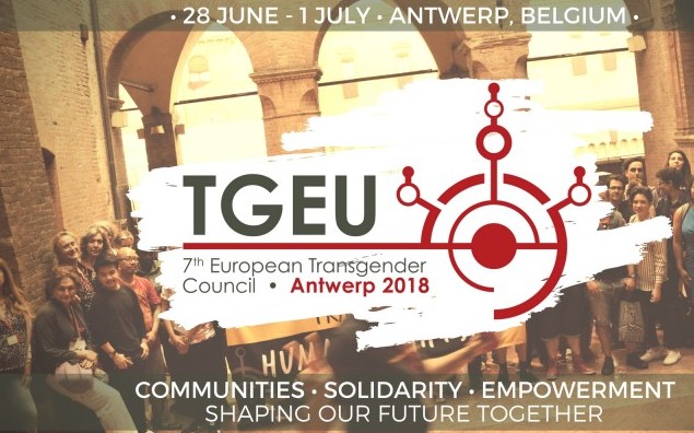 7e TGEU council in Antwerpen