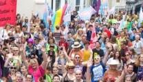 TransPride: Transwalk Amsterdam 1 augustus 2018