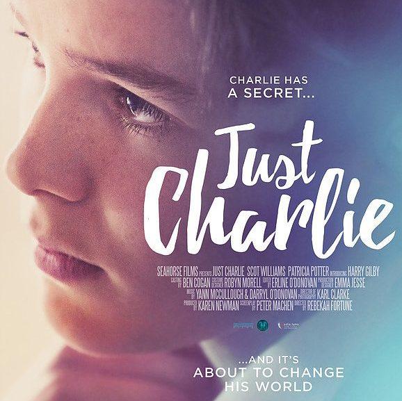 Just Charlie première op zaterdag 8 september filmfestival Oostende