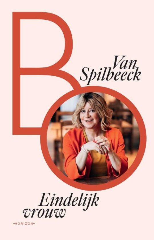 Het boek 'Eindelijk vrouw' van Bo van Spilbeeck