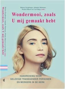 Eerste Nederlandse boek over transgender mensen, geloof en kerk