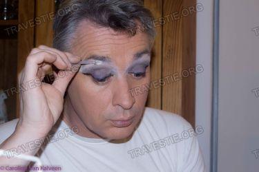 Putting My Make-up On